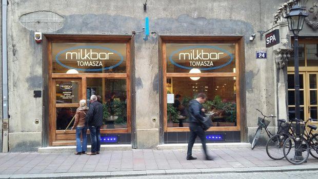 Milkbar, Cracóvia, Polônia, Poland, Krakow