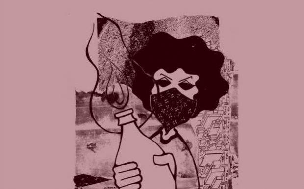 feira clandestina, mulheres, feminista, arte
