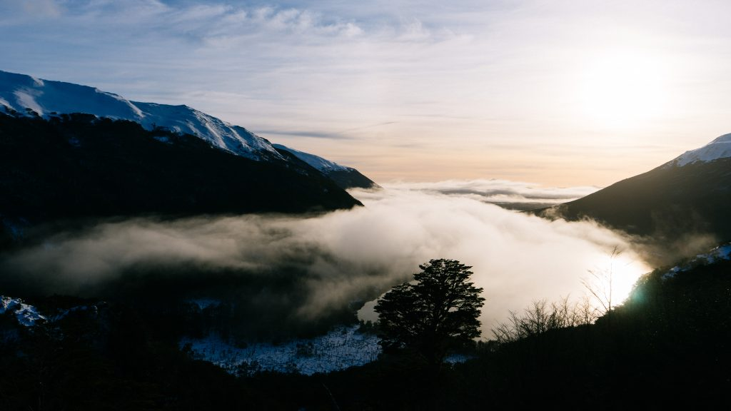 O lindo Lago Escondido. Foto: Ola Persson