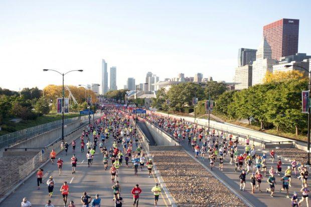 A 41a ediação da Maratona de Chicago acontece em 7 de outubro