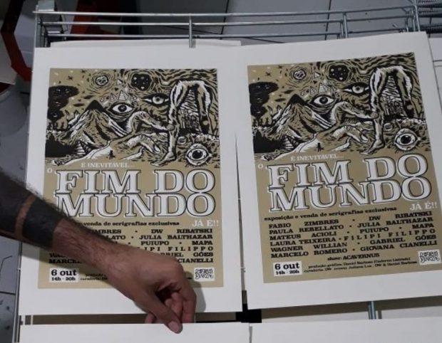 Fim do Mundo na Laje / Foto: divulgação