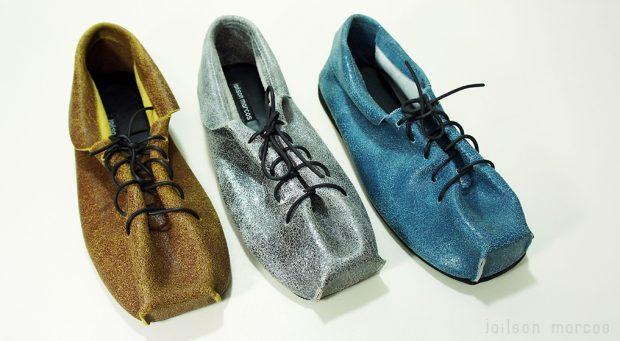 Sapatos de Jailson Marcos