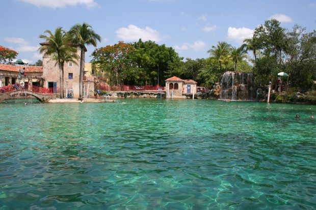 Venetian Pool (foto: Luciana Guilliod)