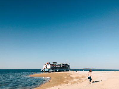 Vapor do Vinho - Lago do Sobradinho (BA): Ilha da Fantasia. Foto: Lalai Persson