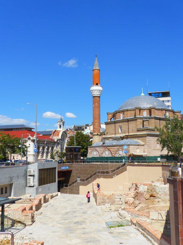 Ruínas de Sérdica, Sofia, Bulgária. Foto: Nicole Assad