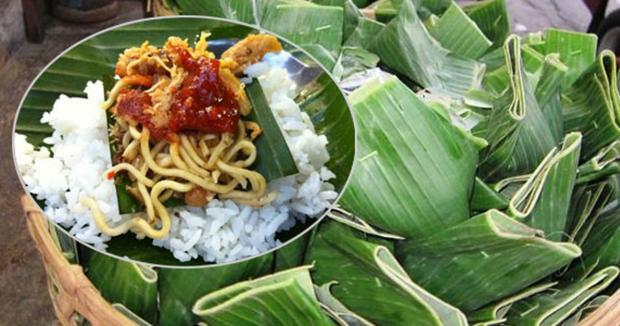 comida de rua, Bali, Nasi goreng, Indonésia
