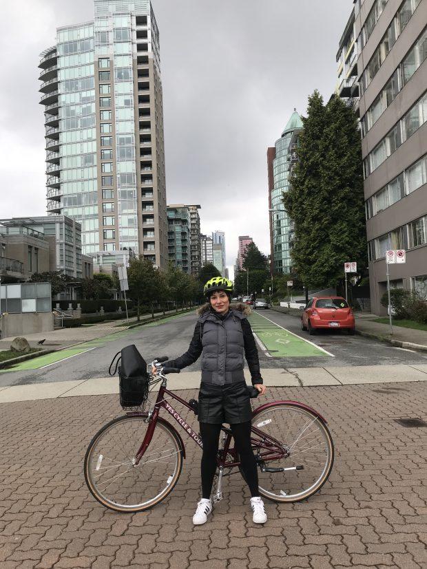 Como alugar bicicleta em Vancouver