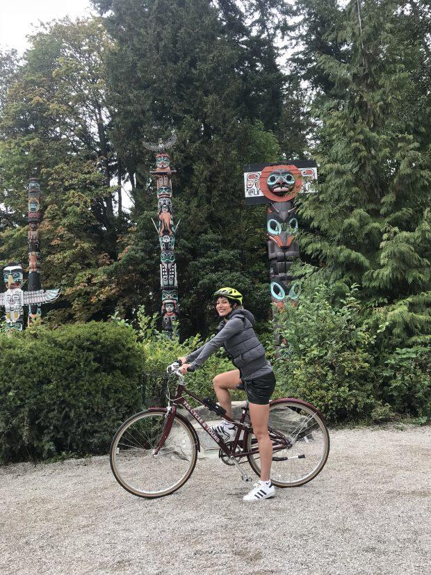 Bike Stanley Park