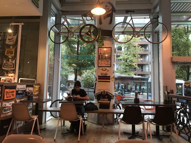 Musette Café Vancouver