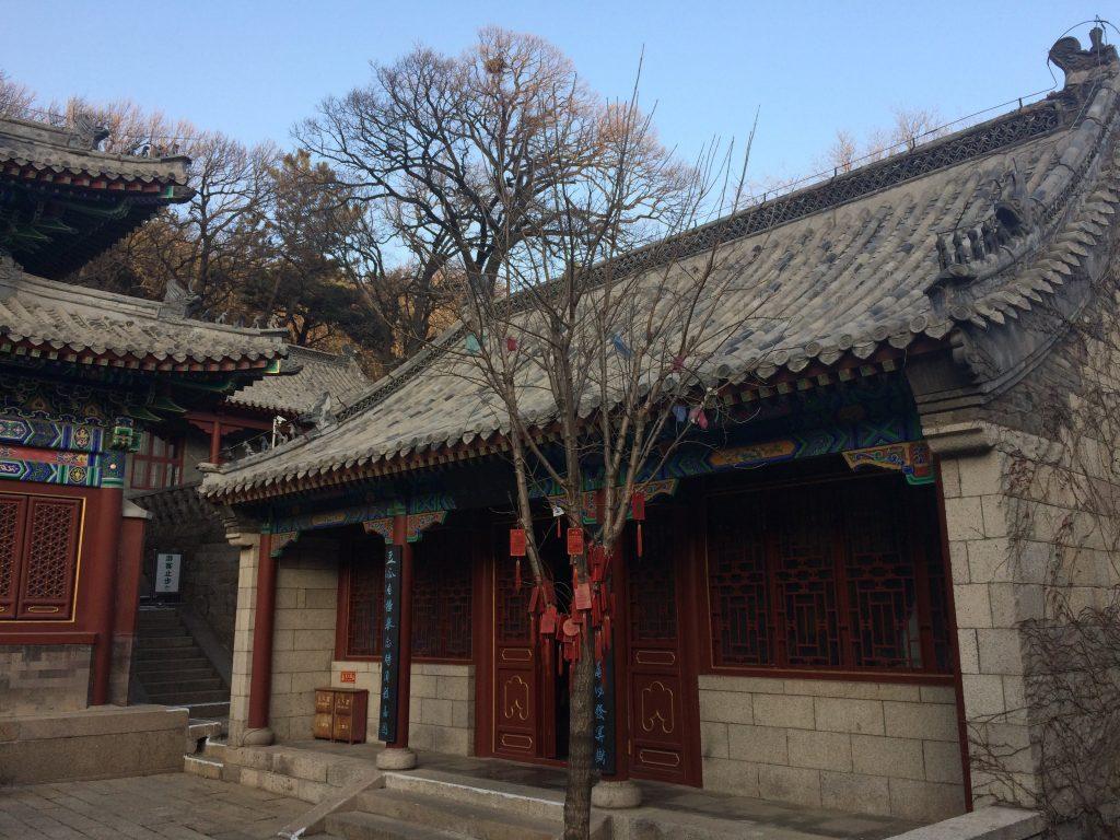 Templos de Laoshan
