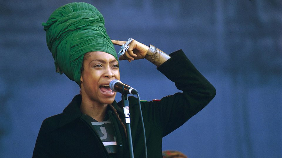 Primavera Sound 2019: Erykah Badu é uma das headliners. Foto: wikipedia