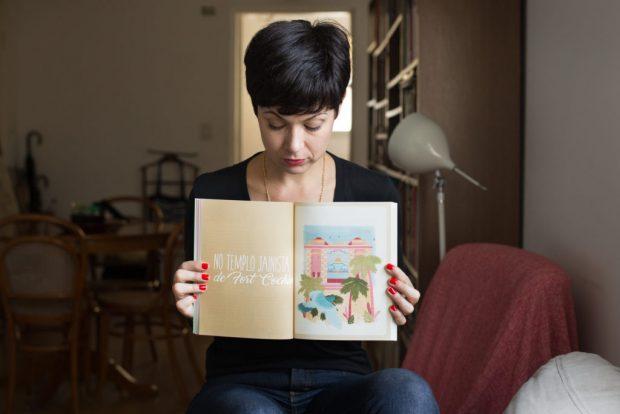 Mas você vai sozinha?, Gaia Passarelli, Natal dos Livros, livros para viajantes