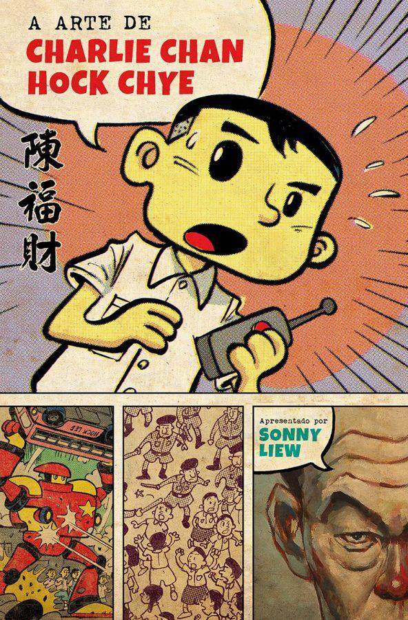 Sonny Liew, livros para viajantes, natal dos livros