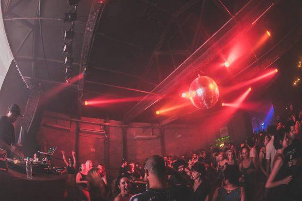 Festa Talco Bells. Foto: divulgação