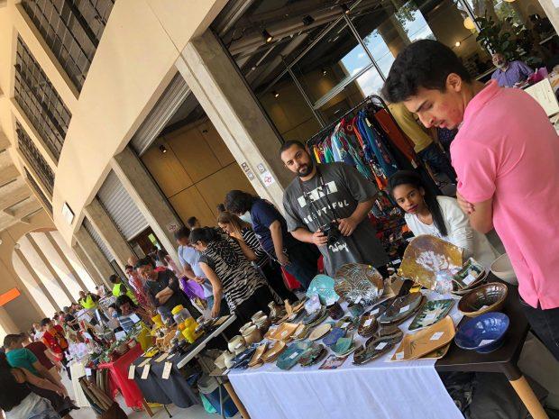 Bazar Flor Café / Foto: divulgação