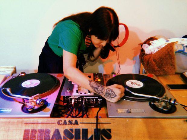 Feira de Discos de Reggae / Foto: divulgação