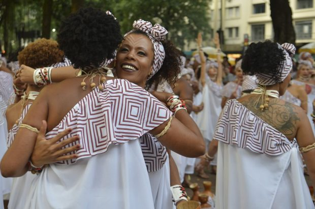Ilú Obá De Min / Foto: Rovena Rosa / Agência Brasil